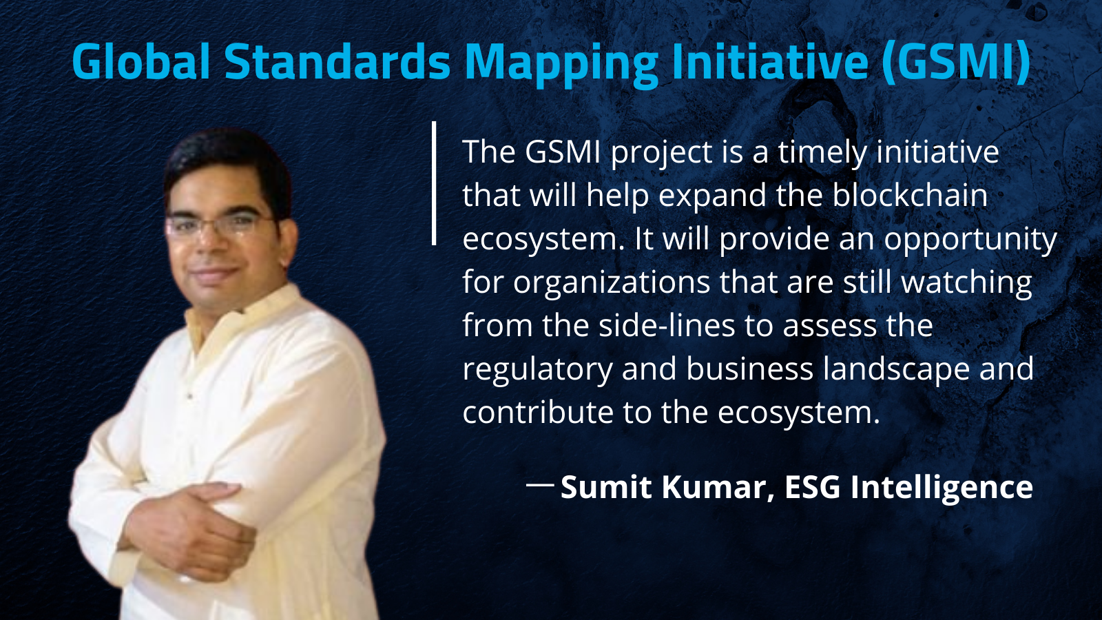 ESG Intelligence and GSMI
